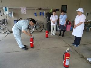 H30.7.17消防訓練3
